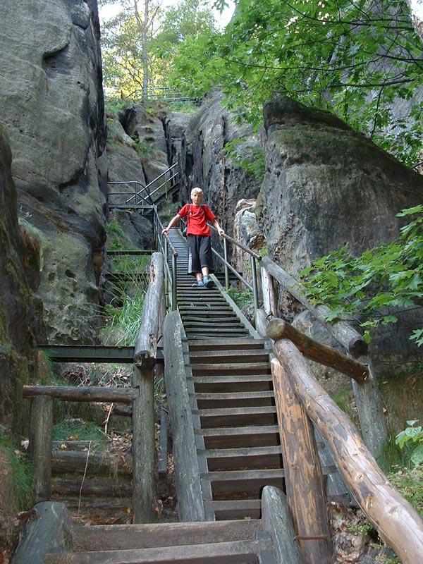 Sächsische Schweiz - Der Weg ist das Ziel - Wege, Pfade