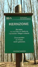 Kernzone des Nationalparks
